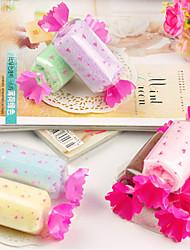 Monochrome Candy Cake Towel Box (Set of 6)