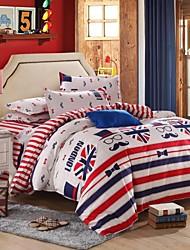 Uni Polyester 4 Pièces