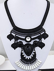 Colorful day  Women's European and American fashion necklace-0526161