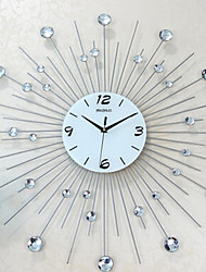 Genuine Iron Wall Clock Mantianxing Metal Craft Clock Bedroom Fashion Wall Clock