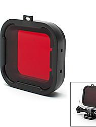 justOne submarino profesional convertidor de filtro de buceo j049 para Hero GoPro 4/3 +