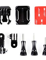 Accessoires für GoPro Schraube / Action Cam ZubehÖr Saugnapfhalterung / Halterung / Accessoires KitFür-Action Kamera,Gopro Hero1 / Gopro