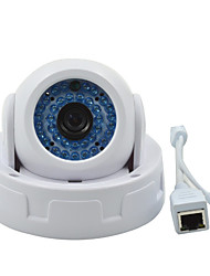 Ipcam H.264 ONVIF 1MP 720P IPC P2P Network Camera Indoor Infrared Night Vision Alarm Security CCTV Camera