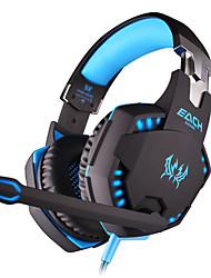G2100 Head-Mounted Stereo Headset Computer Headset Computer Game