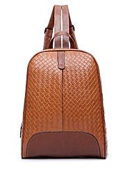 Рюкзак-Для женщин-Полиуретан-На каждый день