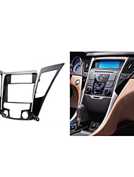 Car Radio CD Fascia for HYUNDAI Sonata i-45 2010+ (Only for Luxury Type)