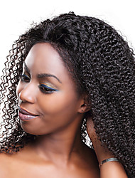 VV Hair Brazilian Virgin Hair Wig Natural Black Color Large Stock