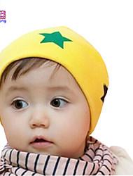 Waboats Winter Girls Infant Unisex-Baby Stars Cotton Hat