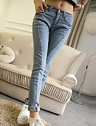 Women's Slim Low Waist Jeans
