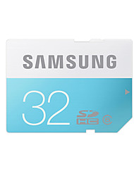 Samsung 32GB Class 6 SD/SDHC/SDXCMax Read Speed24 (MB/S)Max Write Speed10 (MB/S)