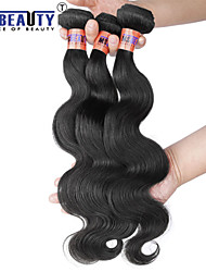 "3 Pcs /Lot 8""-20"" 8A Malaysian Virgin Hair Body Wave Hair Weft 100% Unprocessed Remy Human Hair Weaves"