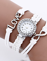 8 Shape LOVE Students Watch  Bracelet Watch Bohemia Watches Vintage Woman'S Watch Cool Watches Unique Watches