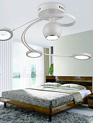Lustres - Metal - LED - Sala de Estar/Quarto/Sala de Jantar/Cozinha/Quarto de Estudo/Escritório/Quarto das Crianças