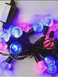 2w 5 metro luci lampadina diametro esterno 50pcs modellazione illuminazione principale stringa pellet, colore rgb