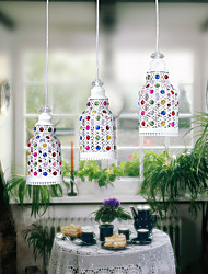 New Style Modern Pendant Lights Crystal Contracted / Living Room/Bedroom/Dining Room/Kitchen/Study Room Lamps
