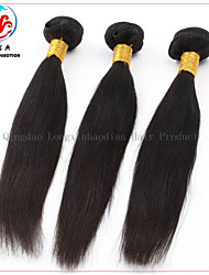 Natural Colour Straight Great Quality 100% Human Hair Malaysian  Remy Hair