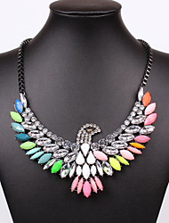 Vintage/Party Alloy/Gemstone & Crystal/Cubic Zirconia/Acrylic Statement