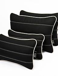 Astro Boy memória lenta recuperação almofada do assento de carro espuma, almofada de proteção da cintura, travesseiro 4pcs / set