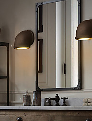 Amercian loft industrial water pipe wall lamp in the traditional style