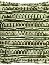promoção de malha projeto da árvore de Natal metálico inserir com polar capa de almofada de lã