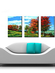 Wall Hangings Landscape/Floral & Botanicals/Still Life Modern Wall Decor Handmade Wall Art