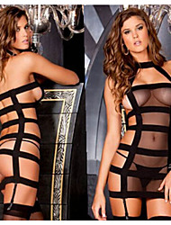 Small  Sun Women's Intimates & Sleepwear , Mesh Sexy Nightwear Sexy Lingerie