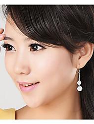 Silver world  Women's 925 Silver Fashion Diamonade Earrings