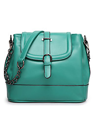 Lady Women's Fashion Casuasl Work PU Leather Bag