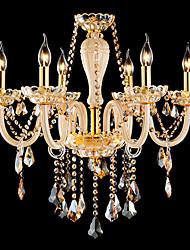 Vidrio - Lámparas Araña - Cristal - Moderno / Contemporáneo