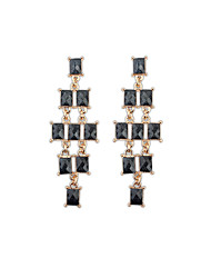 Earrings Set Jewelry Euramerican Fashion Personalized Gem Alloy Jewelry Jewelry For Wedding Special Occasion 1 Pair