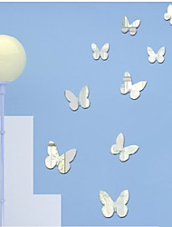 Butterfly DIY Mirror Wall Stickers Art Decals