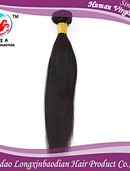 "8 ""-26"" 5a nova populares cor natural de 100% Remy indain cabelo humano trama"