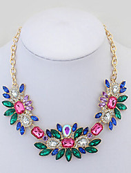 New Arrival Fashional High Quality Hot Selling Luxury Crystal Necklace