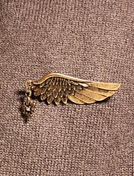 Vintage Wing Brooch (1Pair)