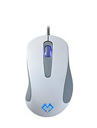 es-usb retroiluminada por cable ratón para juegos
