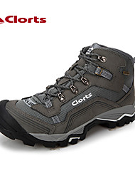 Clorts Men 2014 Style Sports Hiking Mountain Climbing Shoes Walking Shoes High Quality Trail Racing 3D026A