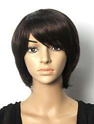 cabelo curto populares perucas perucas de cabelo sintético