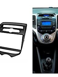 Car Radio Fascia for HYUNDAI iX-20 2010+ (Manual Air-Conditioning)