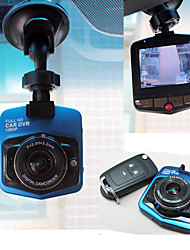 2.4 Inch TFT LCD Screen Full HD 1080P DVR 130 Degree Wide Angle Lens Novatek 96650 Mini Car DVR Camera GT300