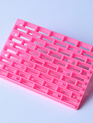 Bakeware Silicone Embossing Dies Fondant Mold Cake Decoration Mold