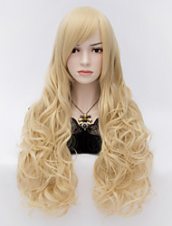 o fleeciness luz Europeus e americanos vento cabelos crespos rosto universal de ouro e grande volume de