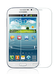 5pcs alta cristalina transparencia lcd protector de pantalla transparente con paño de limpieza para la galaxia j5