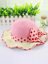 Kid's  Cute/Casual Summer Straw Straw Hat
