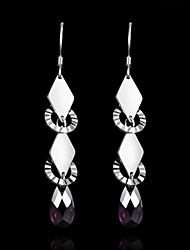 New Products Casual Sterling Silver Drop Earrings Gift for lovers