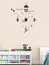 DIY The Bird Wall Clock