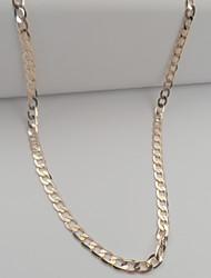 Men's Gold Filled Cuban Link Necklace
