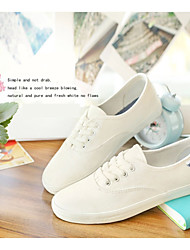 Woman's Shoes Plimsolls Low Shoes Pure Color Shoe Nurse Shoes More Colors Available
