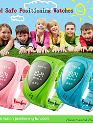 Children's Smart watch History JM09 GSM SOS GPS+ Base Station Dual Mode Positioning Electric Fence Anti-dropoff Alarm