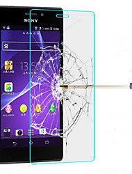 hd slanke krasbestendig glas bescherming film voor de Sony Xperia m2