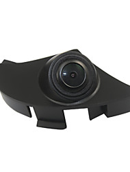 Glass Lens 170° HD CCD Car Front View Camera in the Toyota Logo for Camry 2012 6V/12V/24V Wide Input Waterproof